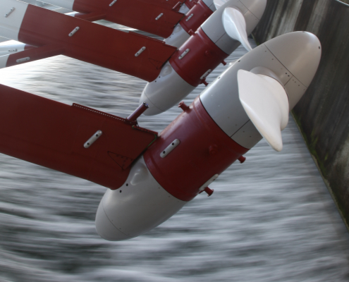 Tocardo T-2 turbine