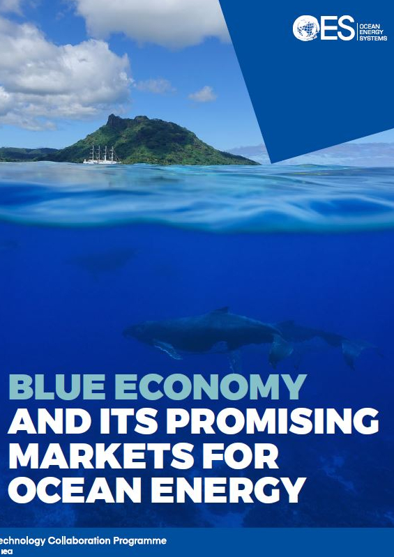 Blue Economy and its promising markets for ocean energy